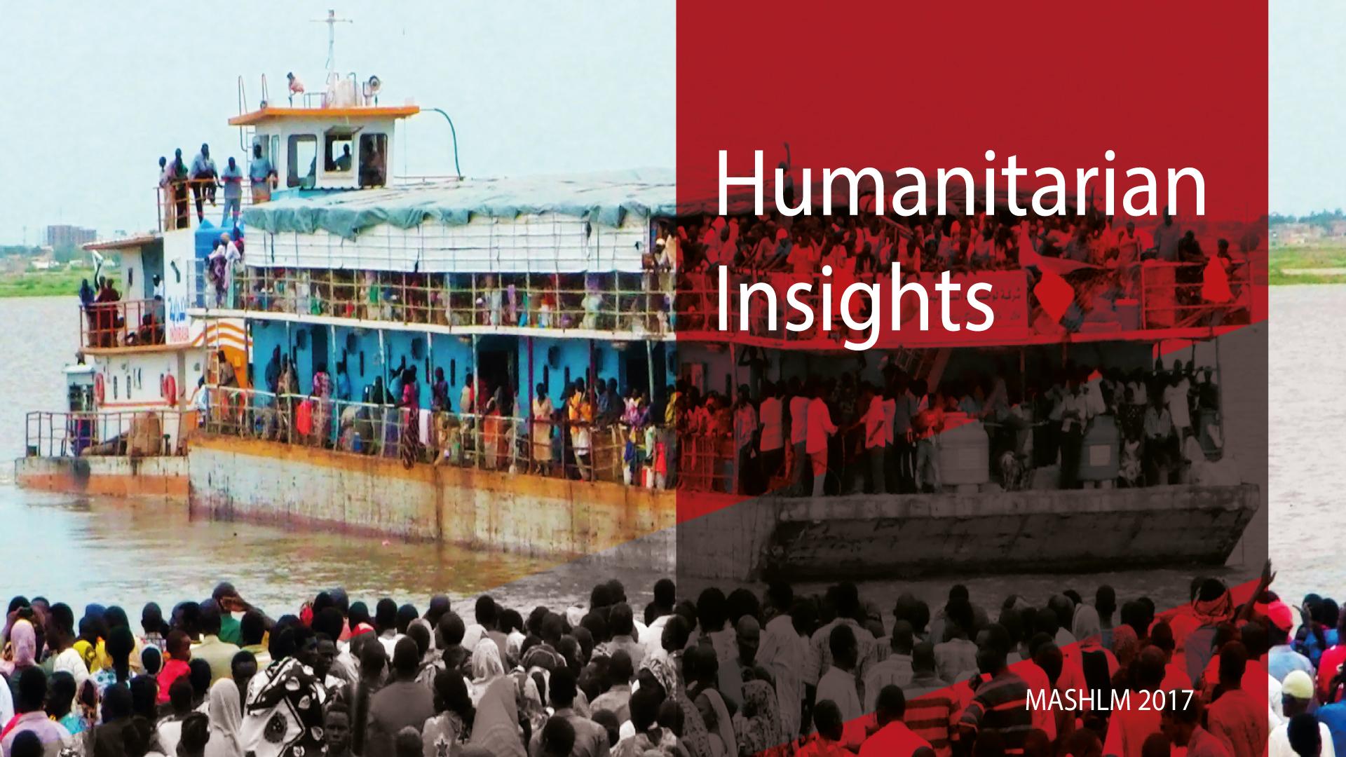 Humanitarian Logistics Supply Chain Seminar