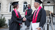 MASHLM grads  -  Master of Advanced Studies in Humanitarian Logistics and Management