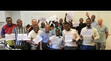 MASHLM 08 Lean Six Sigma certificates with Prof Uday Apte
