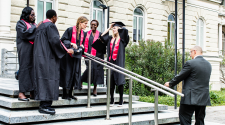MASHLM 04 graduates -  Master of Advanced Studies in Humanitarian Logistics and Management