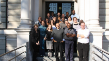 MASHLM group -  Master of Advanced Studies in Humanitarian Logistics and Management