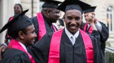 MASHLM graduates -  Master of Advanced Studies in Humanitarian Logistics and Management
