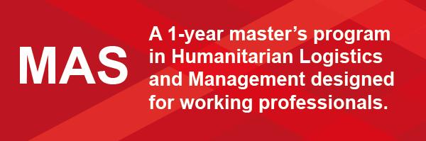 Humanitarian Supply Chain Management