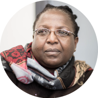 MASHLM alumni Mildred Magigwana