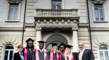 MASHLM 04 grads & profs -  Master of Advanced Studies in Humanitarian Logistics and Management