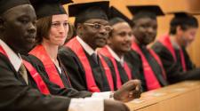 MASHLM 05 graduation ceremony -  Master of Advanced Studies in Humanitarian Logistics and Management