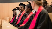 MASHLM 04 graduation -  Master of Advanced Studies in Humanitarian Logistics and Management