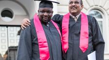 MASHLM 05 grads  -  Master of Advanced Studies in Humanitarian Logistics and Management