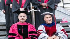 MASHLM graduating class -  Master of Advanced Studies in Humanitarian Logistics and Management
