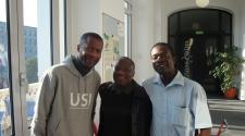 MASHLM 3 students -  Master of Advanced Studies in Humanitarian Logistics and Management